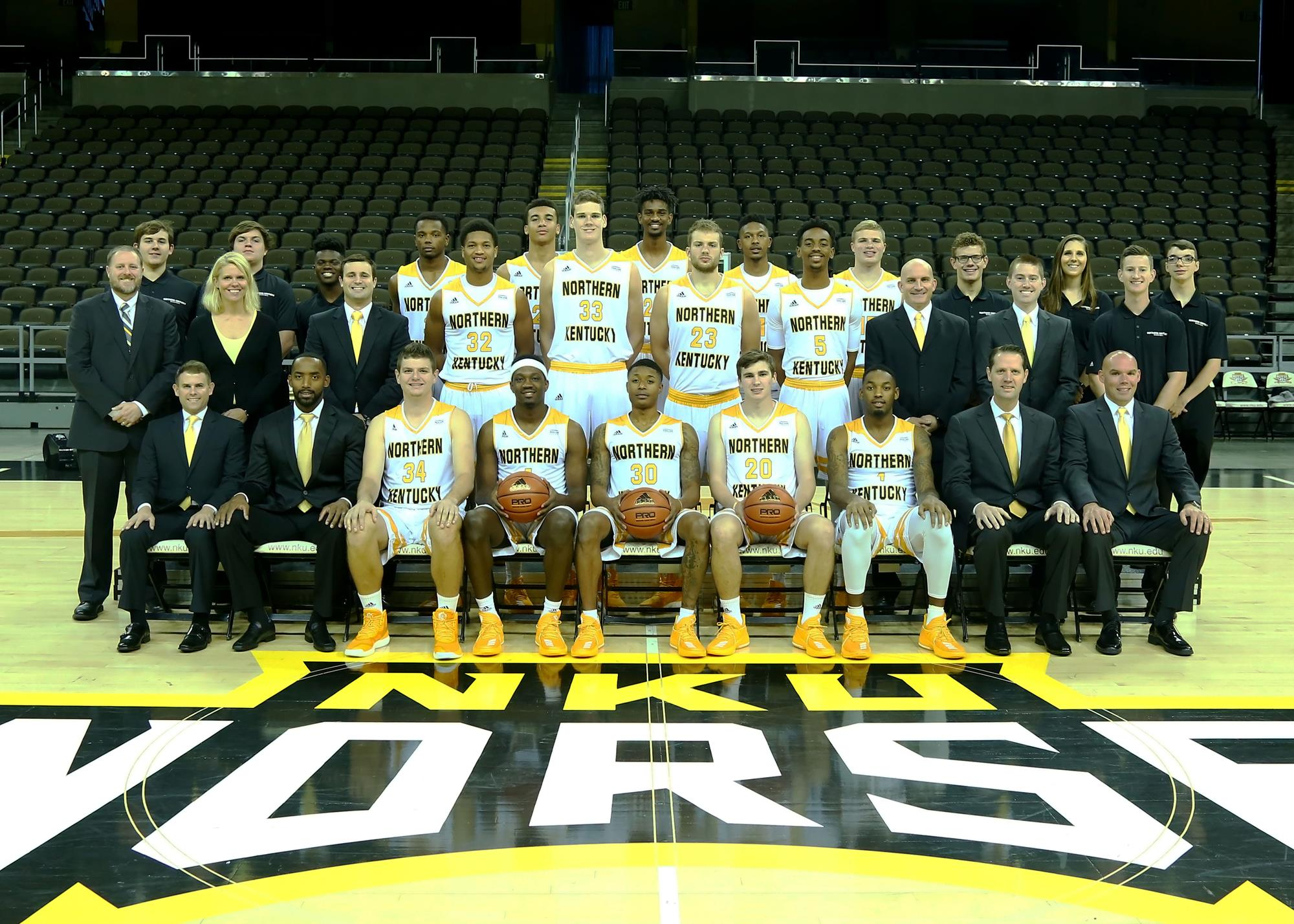 ... 2008-09 Men's Basketball Roster
